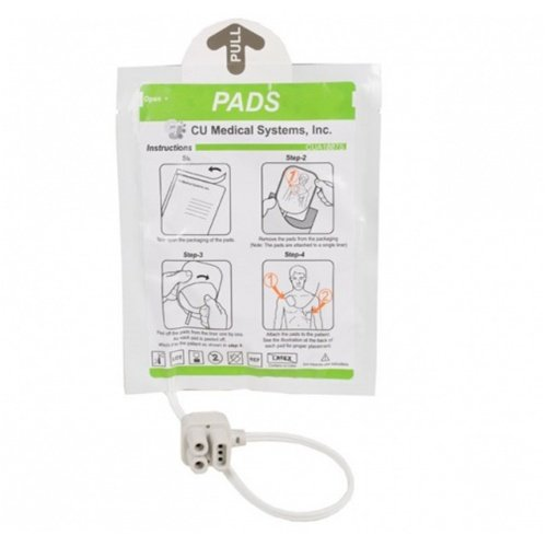 CU MEDICAL PADS - Elettrodi adulto per defibrillatore CU MEDICAL iPad Cu-Sp1