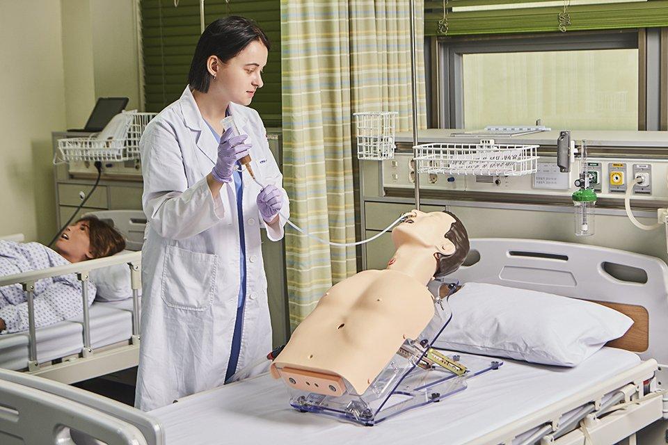 BT INC CSIS - Alimentazione assistita con sondino nasogastrico