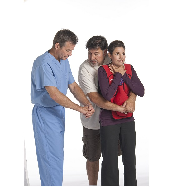 ACT+FAST Anti-Choking Trainer RED