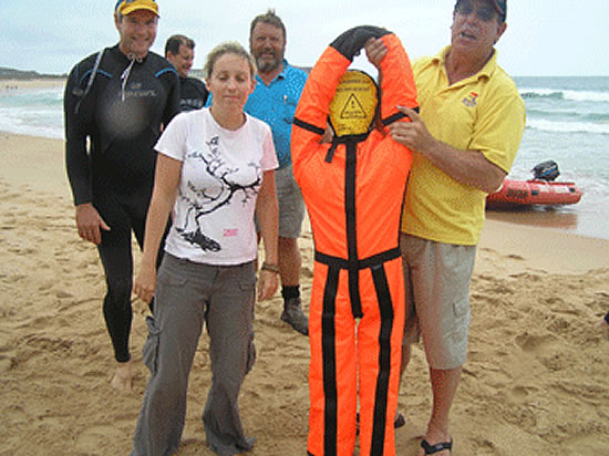Surf Rescue Manikin Ruth Lee