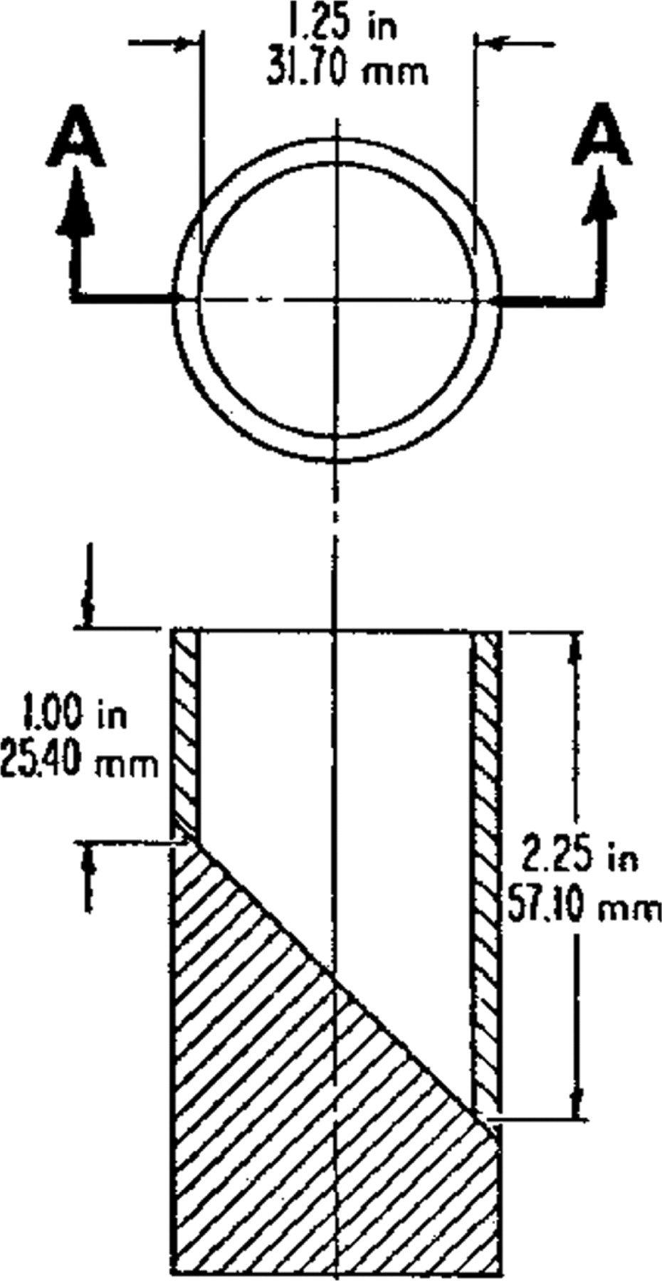 Dimensioni del SISO