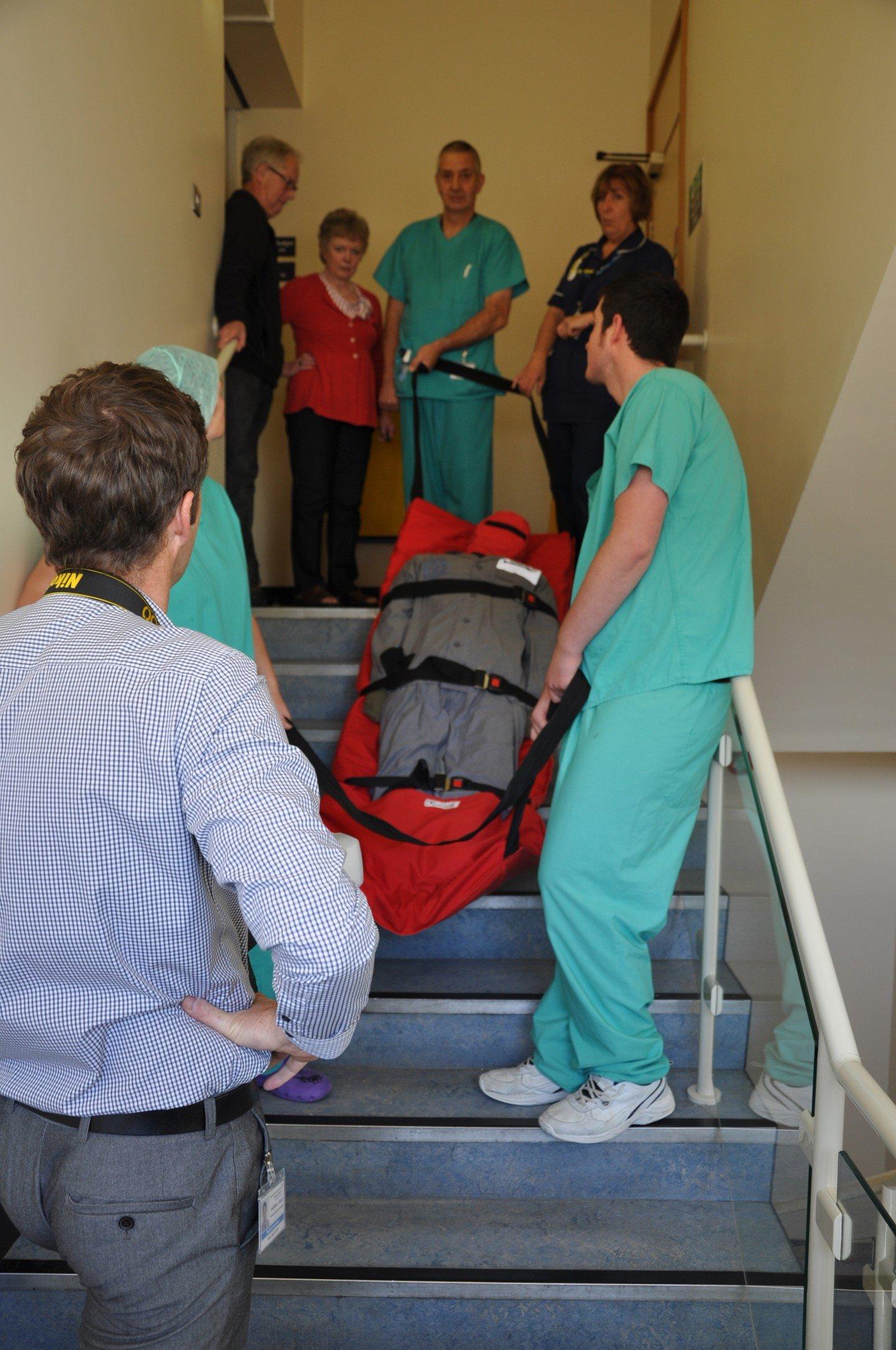 Manichino gestione del paziente
