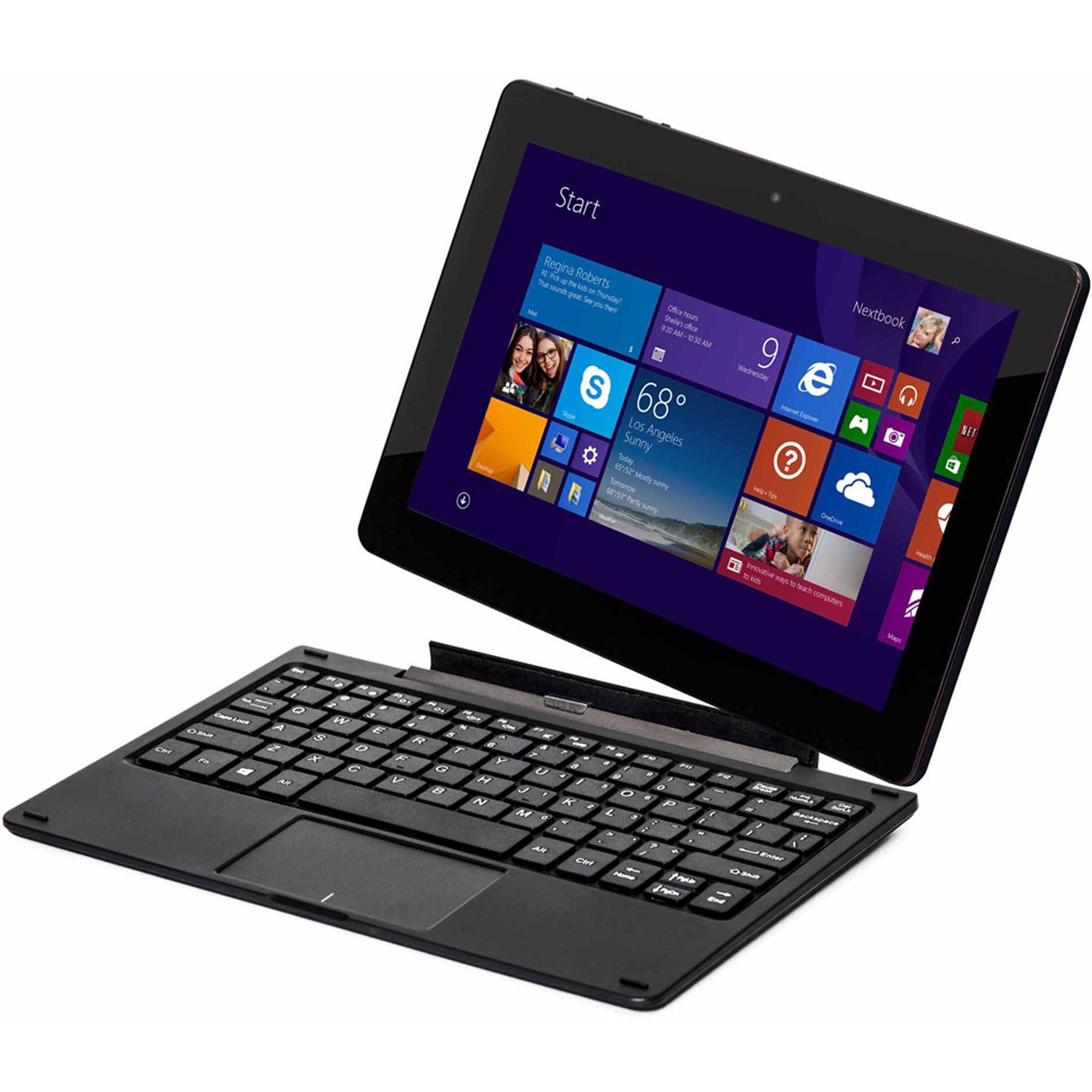 Windows tablet con ECG Simulator