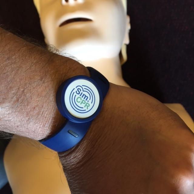 SimCPR allenatore al massaggio cardiaco perfetto
