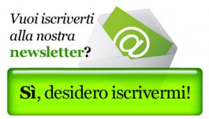 Iscrizione Newsletter Sofrapa Store
