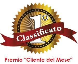 Premio Miglior Cliente del Mese su Sofrapa Store!