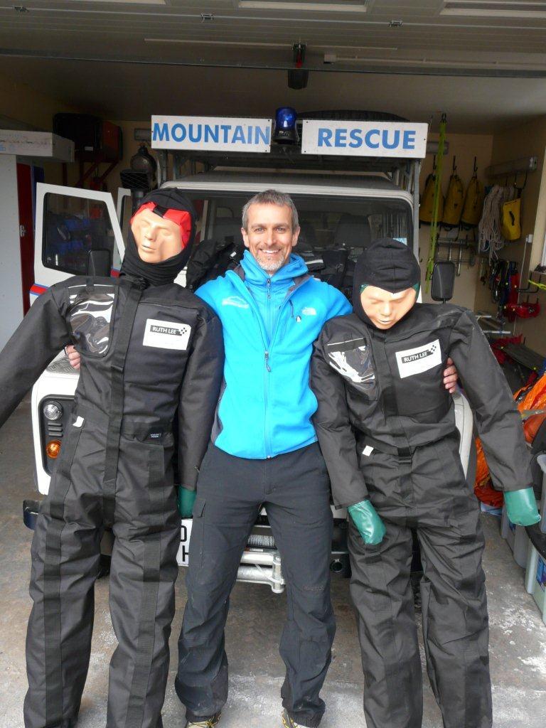 Mountain Rescue Manikin Ruth Lee
