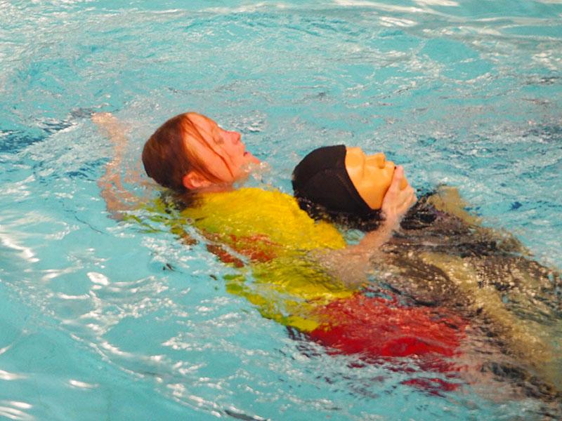 Pool Rescue Manikin Ruth Lee
